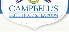 Campbells British Food Logo